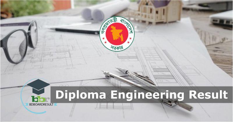 Diploma Engineering Result